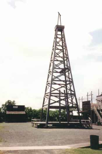 Spindletop Oil Museum